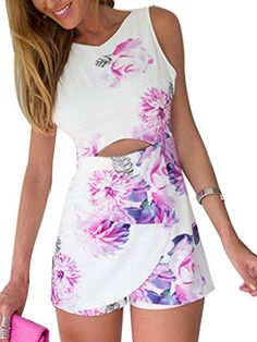 Choies Women's White Floral V-neck Cut Out Sleeveless Rom... http://www.amazon.com/dp/B01E751S8G/ref=cm_sw_r_pi_dp_R-1jxb0F8P3P8
