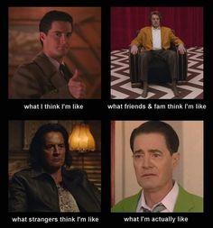 Dale Cooper, Dougie Jones, Mr. C #TwinPeaks