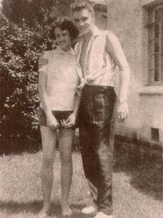 Photos Elvis Presley enfant et adolescent
