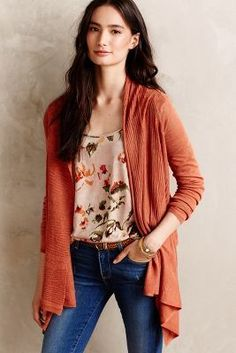 Moth Far Channels Cardi - anthropologie.com #anthrofave