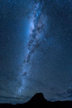 Milky Way over Madagascar   ©Andreas Liem