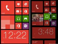 Microsoft sued over Windows Live Tiles A smaller operating system technology designer is accusing Microsoft of ripping off its technology for use in Windows 8 and Windows Phone 8.