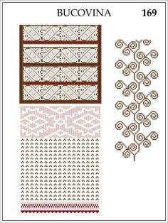Bucovina Folk Embroidery, Embroidery Patterns, Cross Stitch Patterns, Diy Clothes, Folk Art, Needlework, Diy And Crafts, Kids Rugs, Textiles