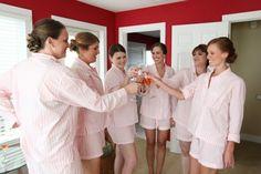 ~ we ❤ this!  itsabrideslife.com ~ #bridesmaidspajamas