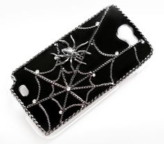smartphonecase of DDPOP - [Black Spider]