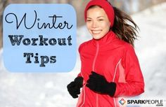 Winter Workout Clothes- Tips for dressing to exercise in the cold.  #exercise #workout
