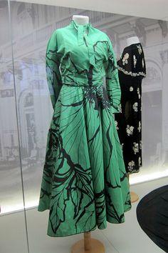 Eva Perón's dress