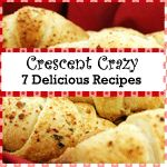 Crescent Crazy on Pinterest 7 easy recipes made with canned crescent rolls! Wow your family and friends with these delicious recipes.