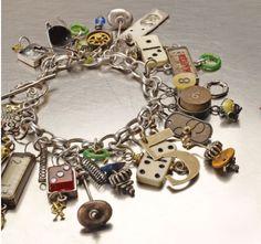 Industrial Chic™ Games People Play Bracelet