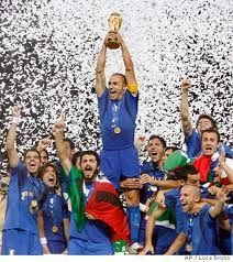 2006 World Cup Champs Italy