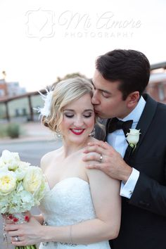 Valentine's Day Wedding #soho63 #arizonawedding #weddingdetails
