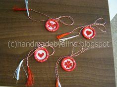 handmade by alina: Martisoare cusute