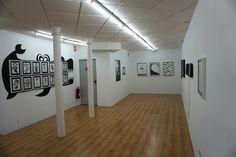 "#Exposición colectiva ""WOB"" (White on Black) #SwintonGallery Swinton and Grant #Madrid #Arte #Art #ContemporaryArt #ArteContemporáneo #Arterecord 2016  https://twitter.com/arterecord"