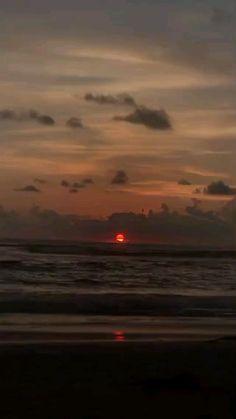 Susnset at Goa Beach