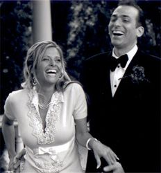 #DinaManzo wedding dress and a great smile! We love her! www.facebook.com/therealhousewivesfanclub