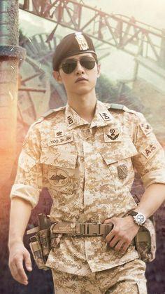 Song Joong Ki on Check it out! Song Hye Kyo, Korean Star, Korean Men, Asian Actors, Korean Actors, Sung Jong Ki, Song Joong Ki Dots, Soon Joong Ki, Decendants Of The Sun