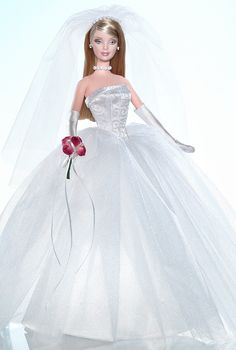 David's Bridal Unforgettable™ Barbie® Doll | Barbie Collector  Collector Edition  Release Date: 5/1/2004  Product Code: G2889