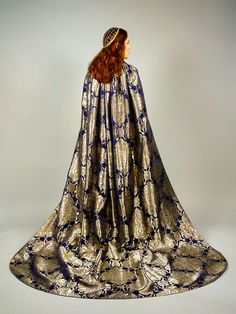 Empress Mantle by DecosaDesign on Etsy, $400.00