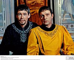 Still of Richard Burton and Peter O'Toole in Becket - 1964
