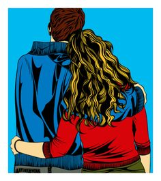 Lean on Me: All of Deborah Azzopardi's work represents, from her perspective, a snapshot of just a single moment in time. This image represents, as indeed Buy Prints Online, Lean On Me, Pop Culture Art, Retro Pop, Commercial Art, Arte Pop, Male Figure, Find Art, Comic Art