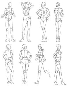 New fashion drawing poses simple Ideas Pencil Art Drawings, Art Drawings Sketches, Sketch Art, Drawing Reference Poses, Drawing Tips, Drawing Hands, Drawing Tutorials, Body Drawing Tutorial, Human Figure Drawing