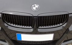 Bmw 3 #series e90 e91 saloon touring m gloss black #kidney sport front #grill 05-,  View more on the LINK: http://www.zeppy.io/product/gb/2/331386561823/