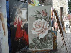 RENZO quadri mostra 1 2 tle Bardolino 2013