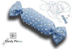 Candy Pin blue by DreamCode