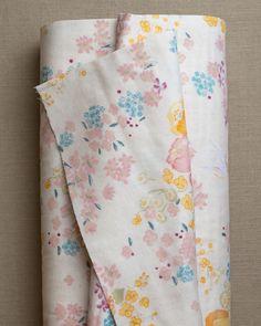 purl soho | products | item | nani iro double gauze - spring 2015 (kokka fabrics)