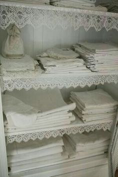 [CasaGiardino] ♛ White Linens
