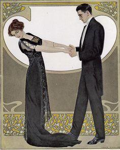 Coles Phillips, 1912