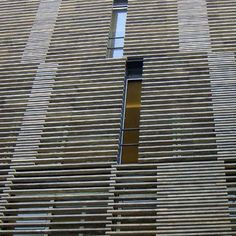 Timber screen detail Arsh design studio