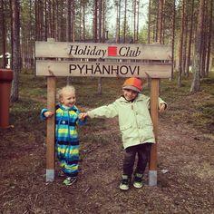 Äiti yrittää: Ruskaloma Holiday Club Pyhänhovissa