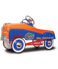 Florida Gators Colors On A Custom Car Florida Gator Fan
