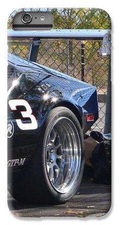 Pantera Race Car iPhone 6 Plus Case by Dean Ferreira
