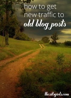 Learn how to refresh old posts, and bring in new traffic, with these six blogging tips.