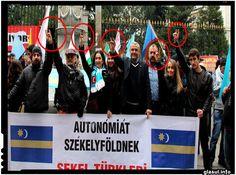 In spatele mitingului de la Istanbul pentru sustinerea autonomiei Tinutului secuiesc stau organizatii oculte?, sursa imagine: facebook.com/ulkuhilal.kacar/photos Istanbul, Facebook, Movies, Movie Posters, Art, Art Background, Films, Film Poster, Kunst