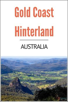 Explore the Gold Coast Hinterland in Queensland, Australia. Visit our blog for tips on what to see & do.