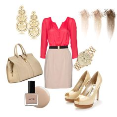 My polyvore creation (Business Casual)