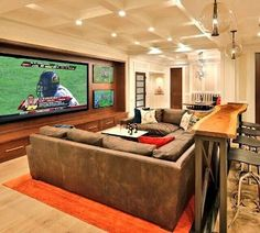 The How-To Crew: 7 Awesome Man Cave Design Ideas