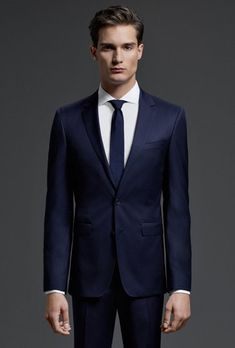 Extra slim fit suit separates jacket by BOSS