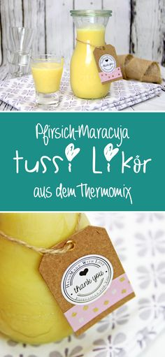 Tussi liqueur from the Thermomix is ​​super quick and easy and the best thing is - it is ready to drink straight away. So even if you get a spontaneous visitor, you can make this liqueur wonderful. Cherry Whiskey, Whiskey Cream, Scotch Whiskey, Holiday Cocktails, Summer Cocktails, Cocktail Drinks, Cocktail Recipes, Drink Recipes, Four Loko