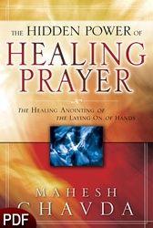 Pdf E Book Download Item The Hidden Power Of Healing Prayer
