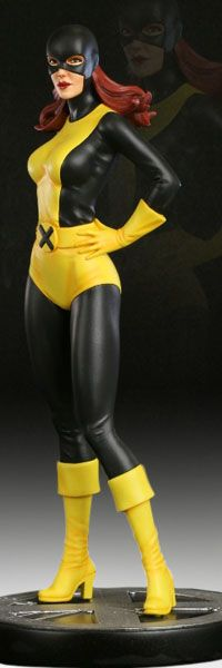 Jean Grey Marvel Girl Statue