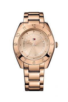TH1781358 - Tommy Hilfiger Jourdan dames horloge 938742d01d4