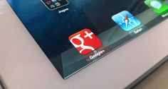 Google Plus for iPhone available in App Store