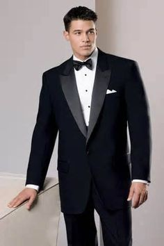 Neil Allyn Peak Lapel Tuxedo on Sale. This One Button Peak Lapel Tuxedo by Neil Allyn is Wool. Prom Tuxedo, Tuxedo Wedding, Wedding Suits, Wedding Attire, Wedding Tuxedos, Mens Tuxedo Jacket, Tuxedo Suit, Tuxedo For Men, Tuxedo Jackets