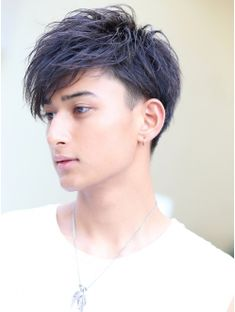 耳掛け刈り上げツーブロックイメチェンネープレスマートマッシュ Bowl Cut, Perm, Male Models, Boy Fashion, Easy Hairstyles, Hairdresser, Hair Cuts, Hair Color, Hair Beauty
