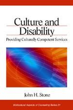 Culture and Disability  E INSPECTION COPY ONLY