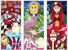 #Aliceinwonderland #Alice #curiouserinwonderland #Illustration
